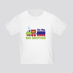 train big brother t-shirts Toddler T-Shirt